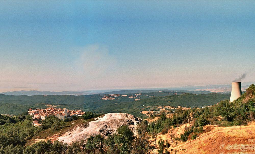 Panorama dalle Biancane