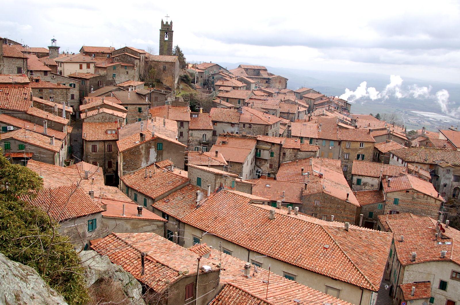 Piancastagnaio - Qui l'autunno ha ispirato grandi poeti