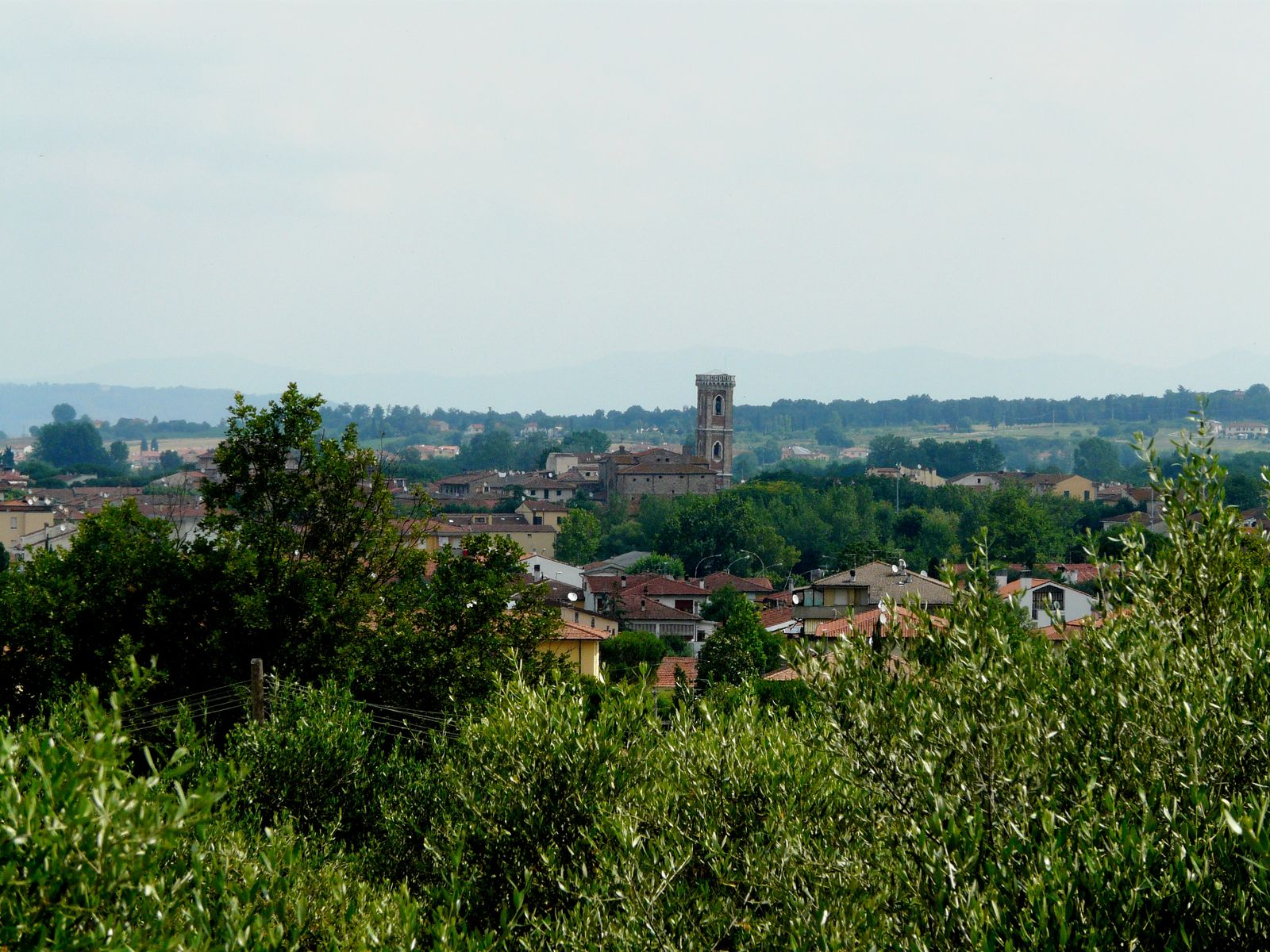 Ponsacco - I rubaorsi, le guerre di campanile e le leggende popolari