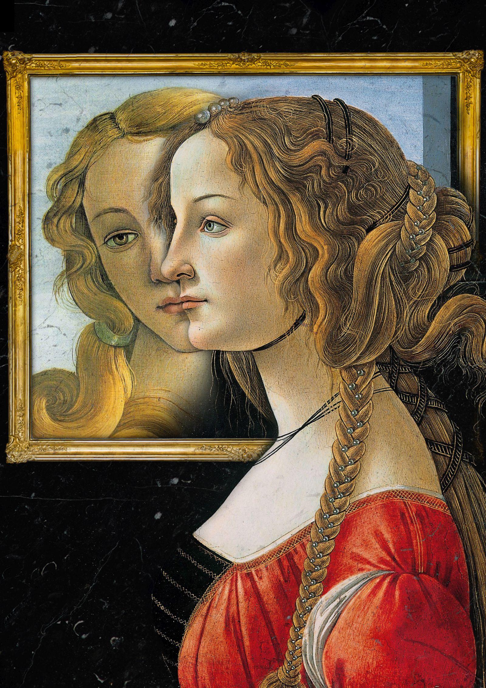 Piombino, Venere di Botticelli
