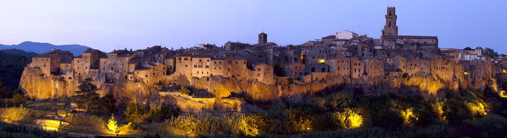 Pitigliano - Magia e bellezza nella terra degli Etruschi - Toscana Ovunque Bella