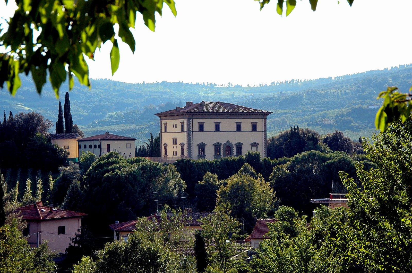 Villa Del Poggio Reale Rufina