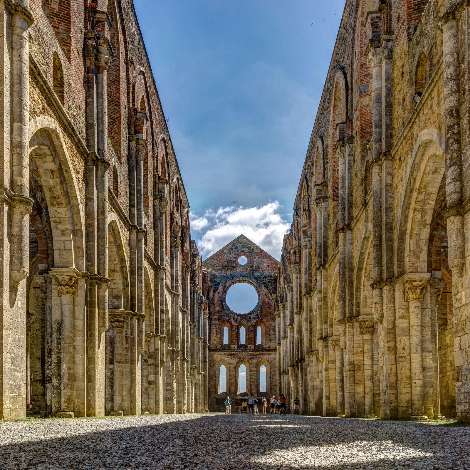 Chiusdino - L'Abbazia - Toscana Ovunque Bella