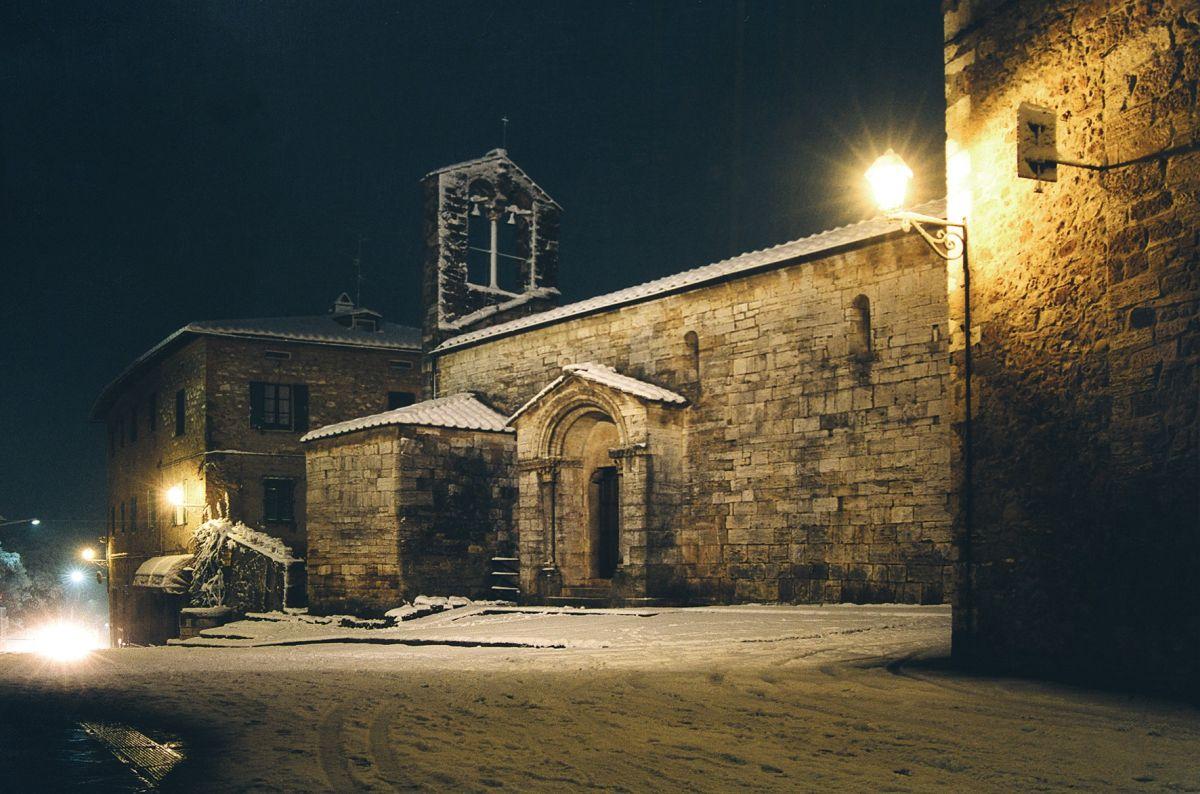 San Quirico d'Orcia - Alla ricerca di un feudo… sognando di diventare Papa - Toscana Ovunque Bella