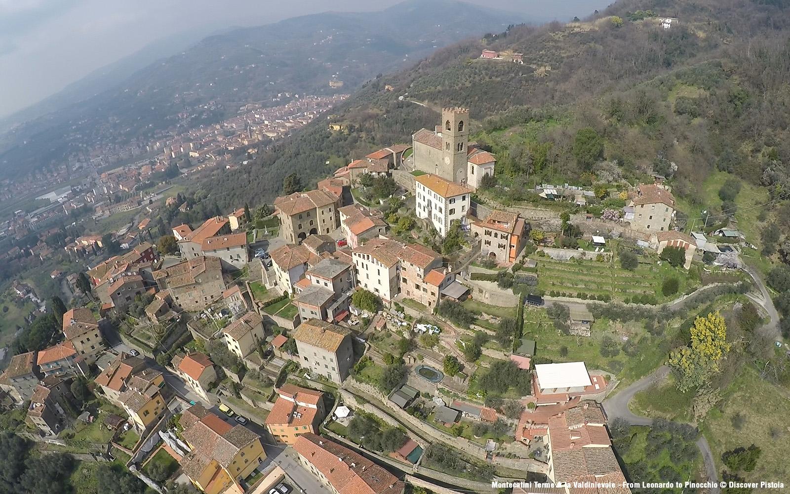 Uzzano - Uzzano, terra di famose ispirazioni - Toscana Ovunque Bella